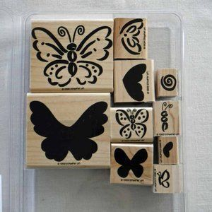 Stampin' Up! Flutterbys Stamp Set - New